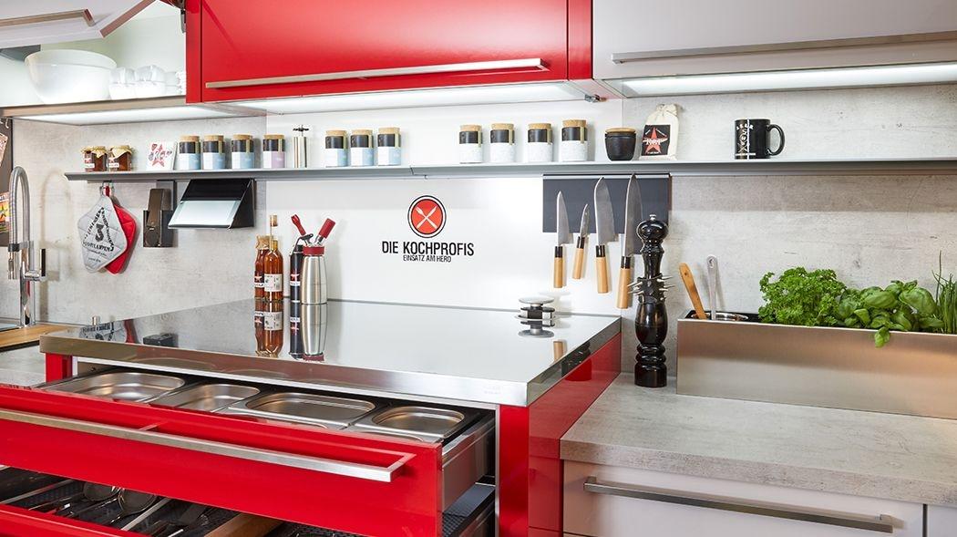Die kochprofis-küche  Kampagnen / Kunden-Kampagnen - Kueche&Co & Die Kochprofis | EL ...