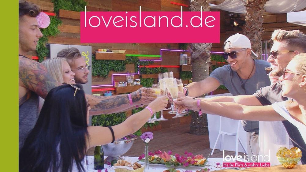 Alle News rund um Love Island gibt's online auf loveisland.de ❤🏝