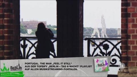 mit der bewerbung der offiziellen playlist innerhalb des programmumfeldes von berlin tag nacht betritt die playlistenvermarktung nun erstmals die - Bewerbung Berlin Tag Und Nacht