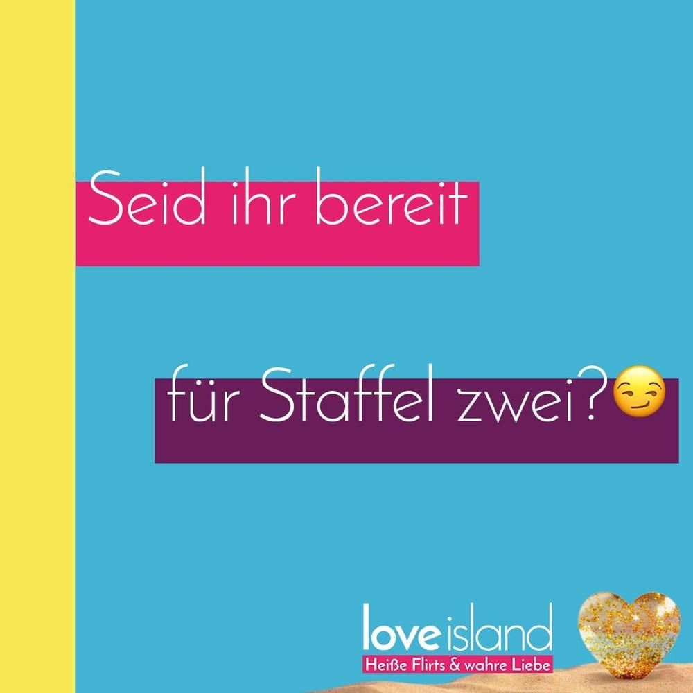 Love Island geht in die nächste Runde! ❤🏝